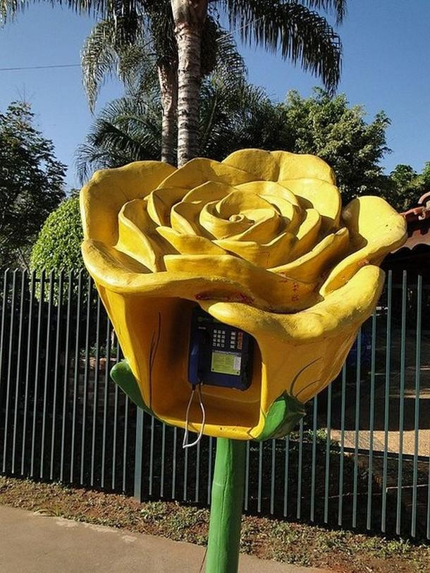176116_flower_art_creative_phone_booth