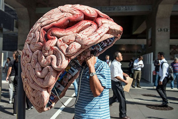 2_human_brain_creative_phone_booth