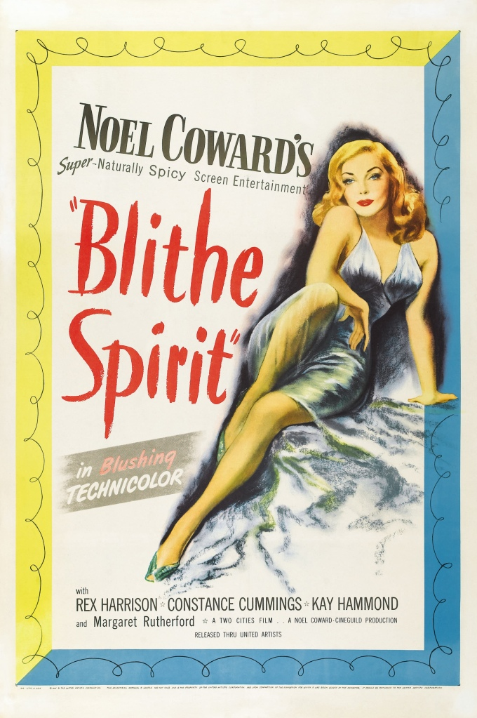 Poster - Blithe Spirit_01