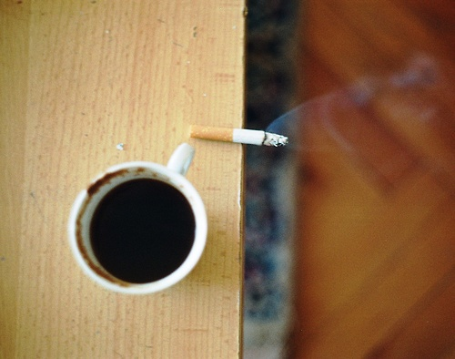 Coffee and a Cig