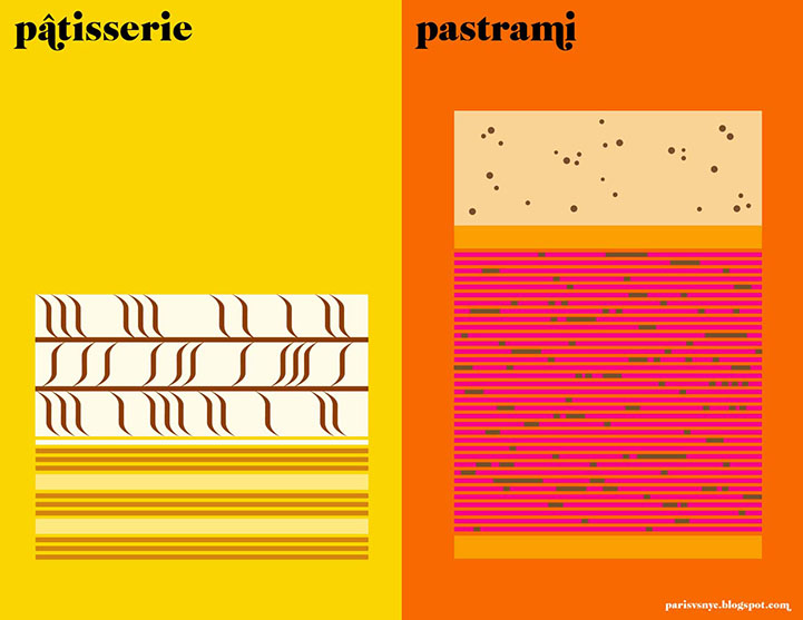 Patisserie and Pastrami