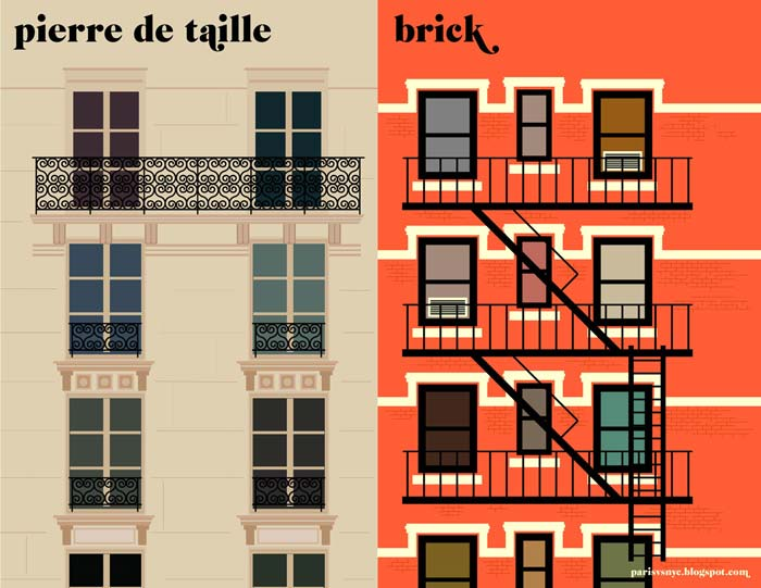 Pierre de Taille and Brick