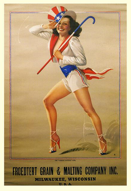 Yankee Doodle Girl