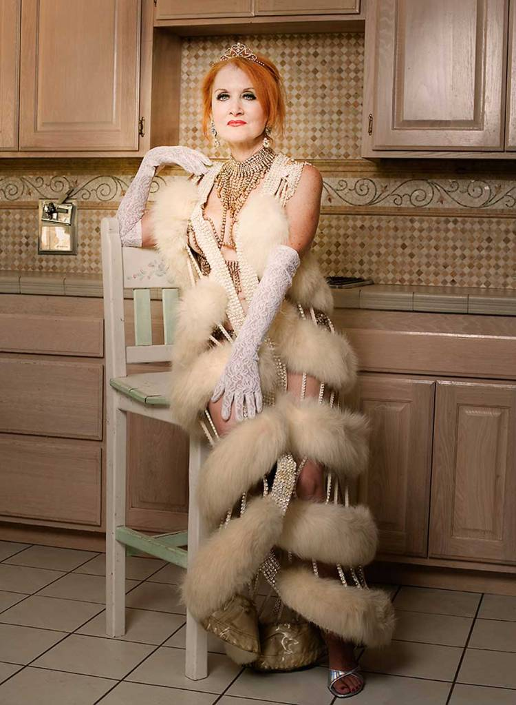 Stephanie Blake, photographed in the kitchen of her Simi Valley,