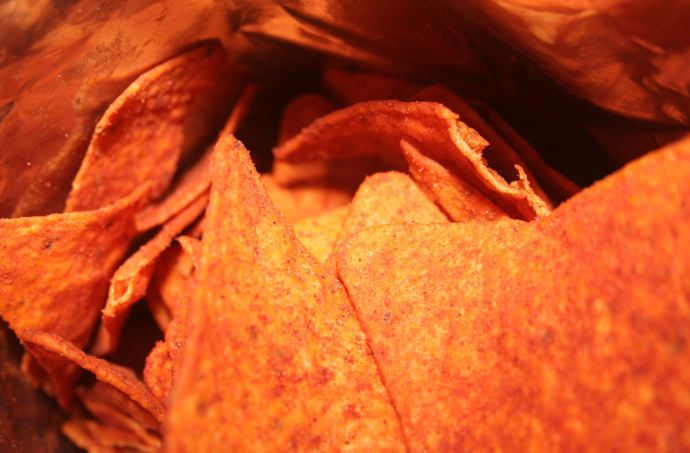 Doritos Close-Up