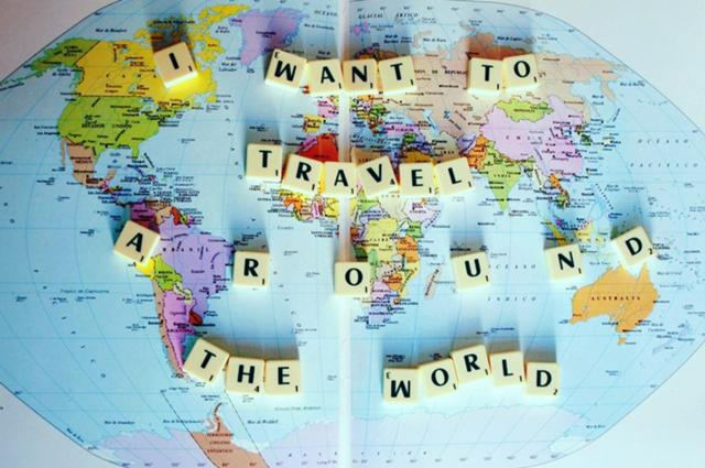 I Want to Travel Around the World