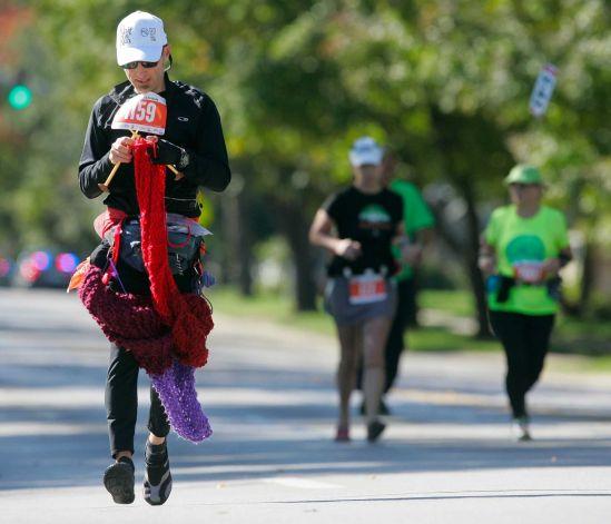 Marathon Knitter