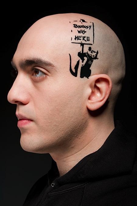 Philip Levine - Banksy