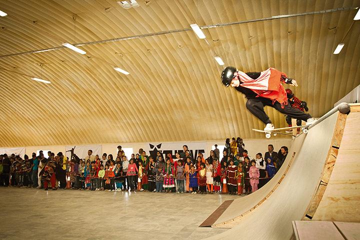 Skate demo