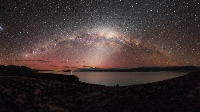 Tekapo Lake by Alex Cherney