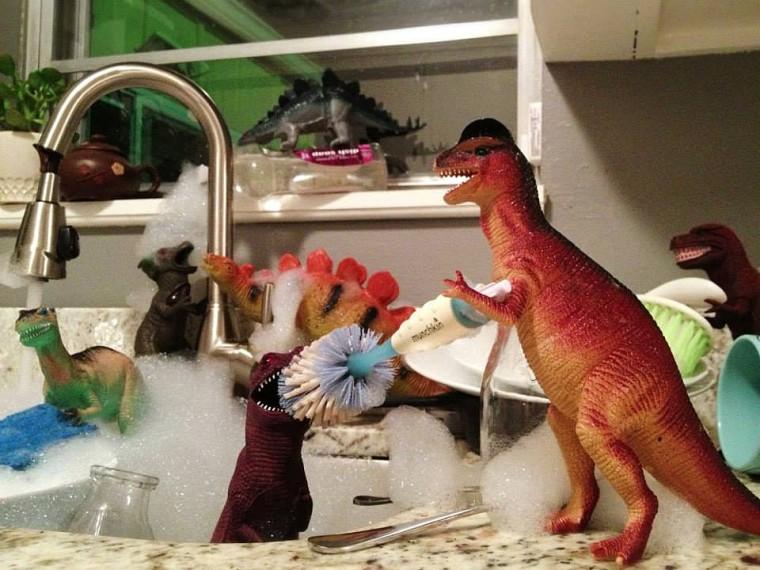 Dinovember 1