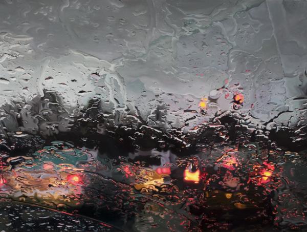 Driving in Rain 2