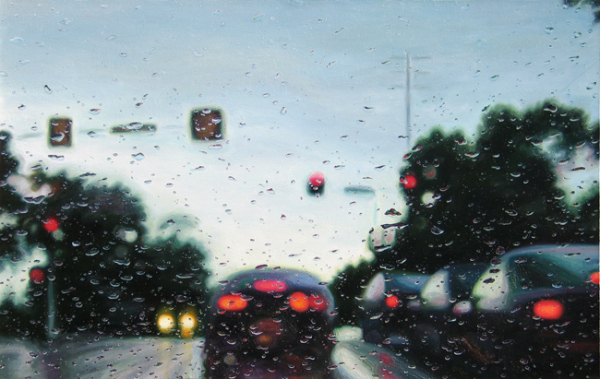 Driving in Rain 3