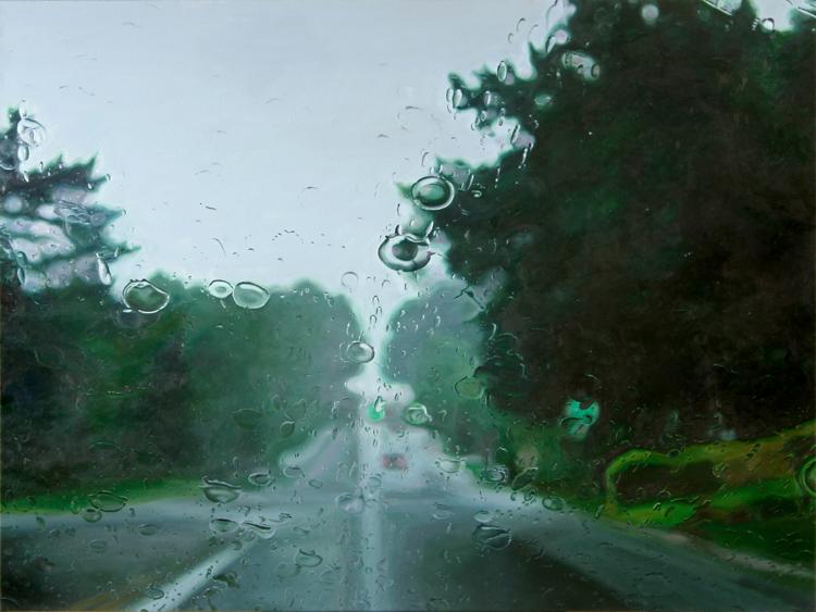 Driving in Rain 6
