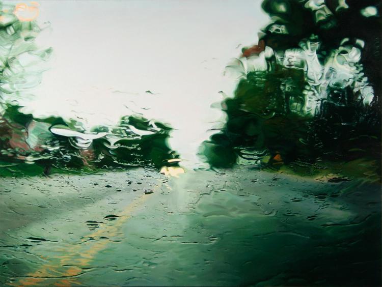 Driving in Rain 7